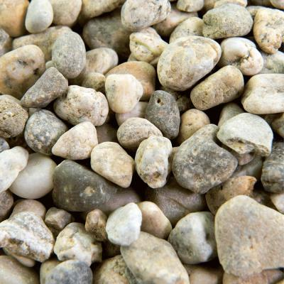 0.50 cu. ft. 3/8 in. Del Rio Bagged Landscape Rock and Pebble for Gardening, Landscaping, Driveways and Walkways