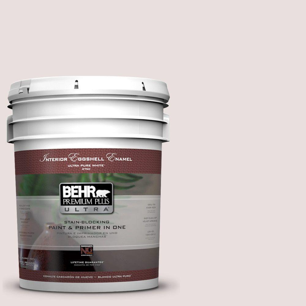 BEHR Premium Plus Ultra 5-gal. #730A-2 Cloud Nine Eggshell Enamel Interior Paint