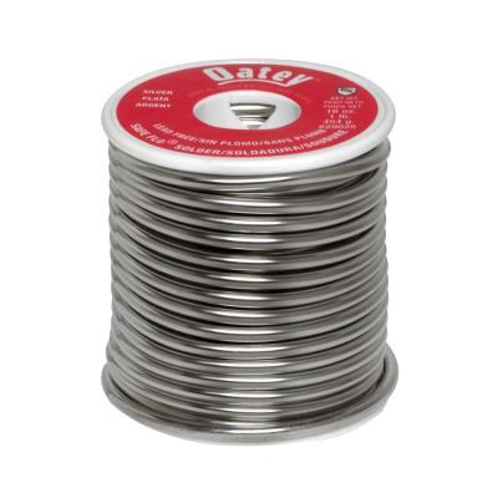 Safe Flo 1 lb. Lead-Free Silver Solder Wire