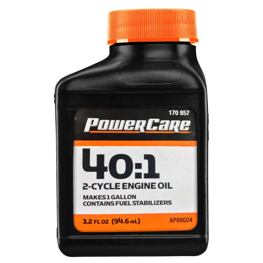 Power Care 3 2 oz  2-Cycle Oil-AP99G04 - The Home Depot