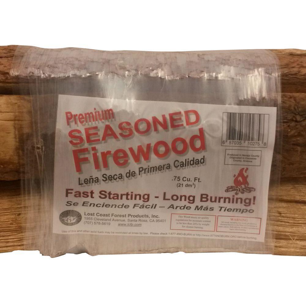 0 75 Cu Ft Firewood Bundle 1 75fwd60 The Home Depot
