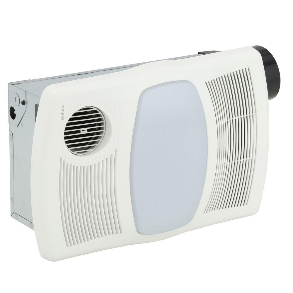 Nutone Ceiling Bathroom Exhaust Bath Fan Light Heater ...