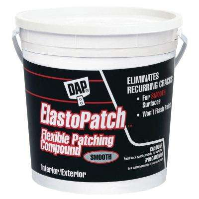 ElastoPatch 1 gal. White Flexible Patching Compound (2-Pack)