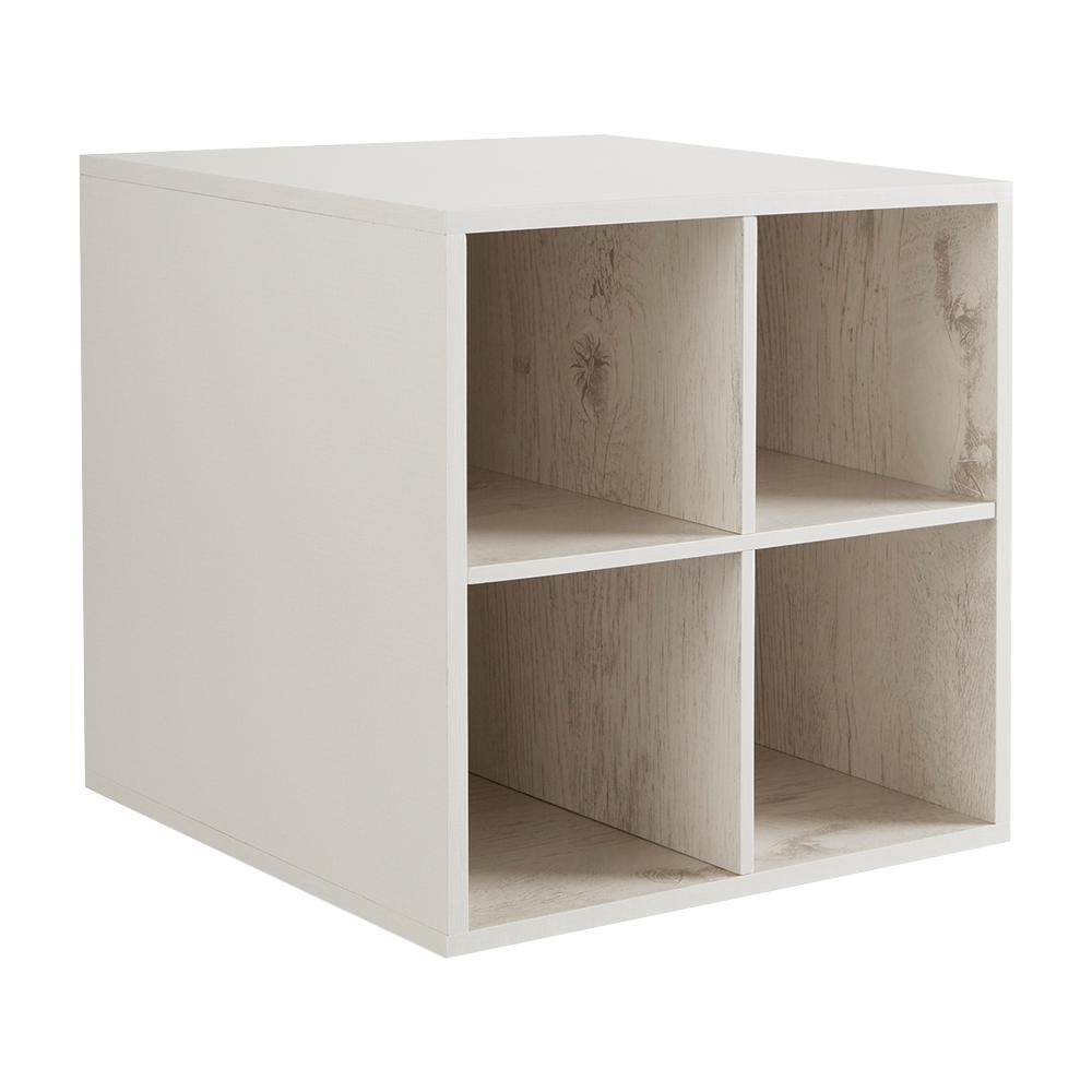 Order Furniture: Order Home Collection 16 In. X 16 In. Order 4-Cube