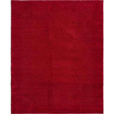 Solo Red 10' x 13' Rug
