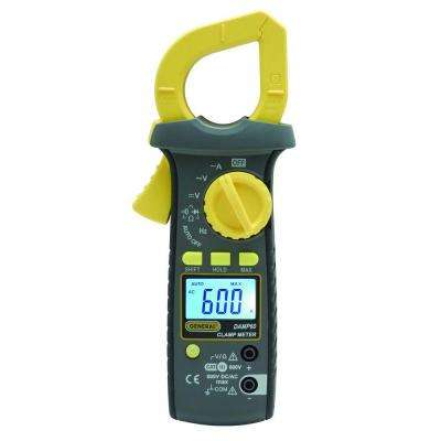 Auto Ranging 600 Amp AC Clamp Meter