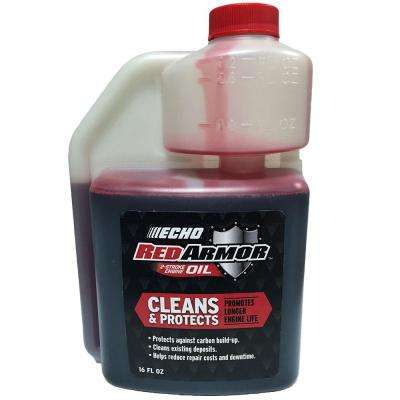 Red Armor 16 oz. 2-Stroke Cycle Engine Oil