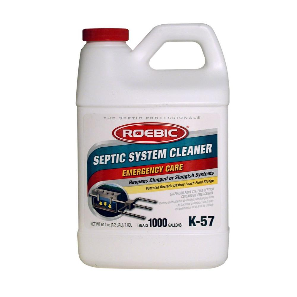 ROEBIC 64 oz  Roebic Septic System Cleaner