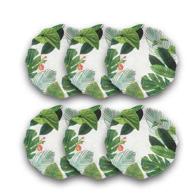 Amazon Floral Dinner Plate (Set of 6)
