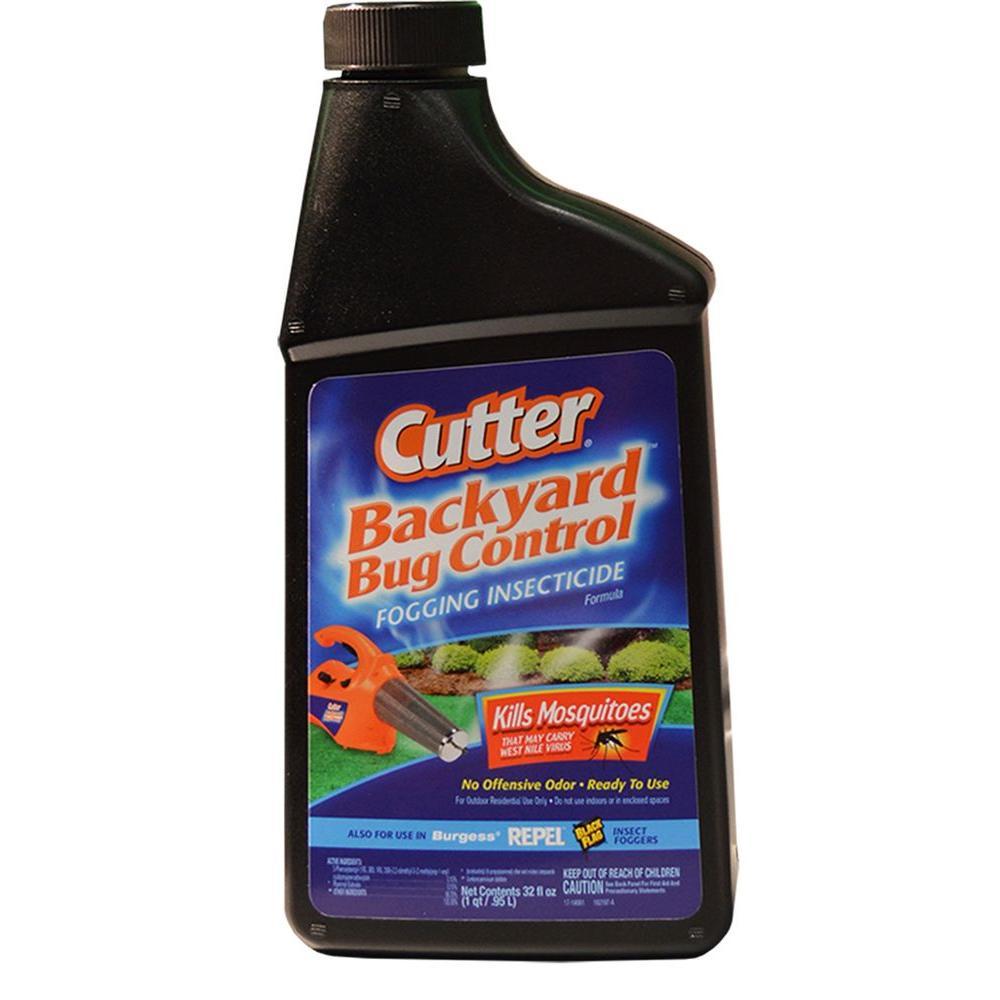 Cutter 32 Oz. Fogging Insecticide-190368