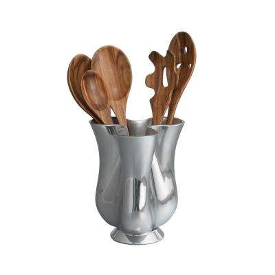Tulip Alloy Spinning Tool Jug with Wooden Tools