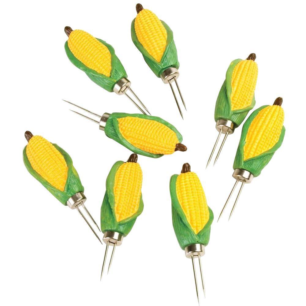Corn Holders - Classic Mini Corn (Set of 8)