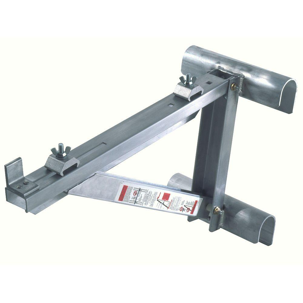 Werner 2 Rung Short Body Ladder Jack Ac10 14 02 The Home