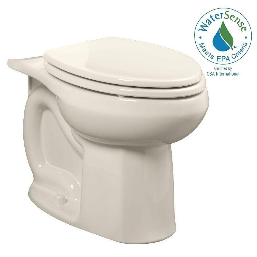 Colony Universal 1.28 GPF or 1.6 GPF Tall Height Elongated Toilet