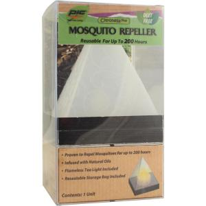 PIC Pyramid Mosquito Repeller (6-Pack, 6-Traps) by PIC