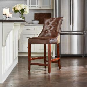 Phenomenal Home Decorators Collection Rebecca 39 In Brown Cushioned Beatyapartments Chair Design Images Beatyapartmentscom