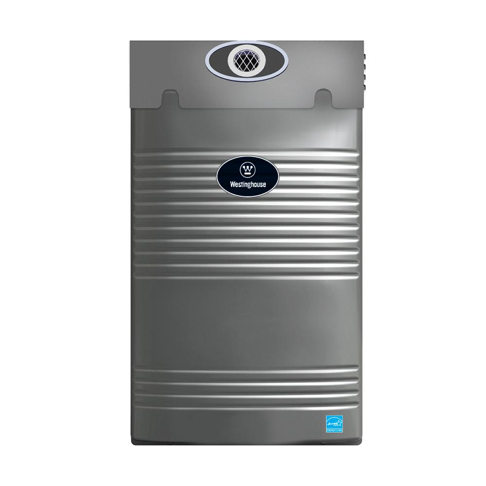 Westinghouse 11 GPM Ultra Low NOx Natural Gas Condensing High Efficiency Outdoor Tankless Water Heater