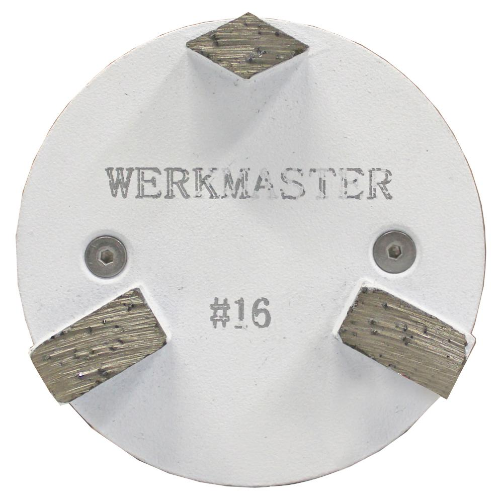WerkMaster Termite XT Epoxy and Paint Removal Tooling Pac...