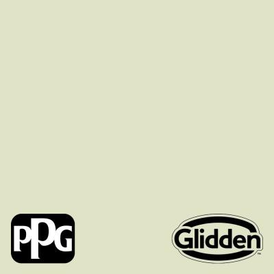 Glidden Premium 1 qt. More Melon PPG1116-2 Semi-Gloss Interior Latex Paint