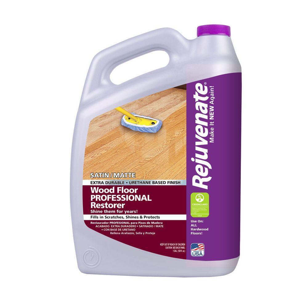 Rejuvenate 128 Oz Professional Satin Finish Wood Floor Rer