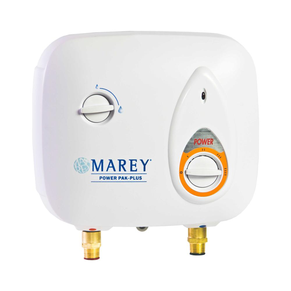 Marey 2 0 Gpm Electric Tankless Water Heater 4 4 Kw 110