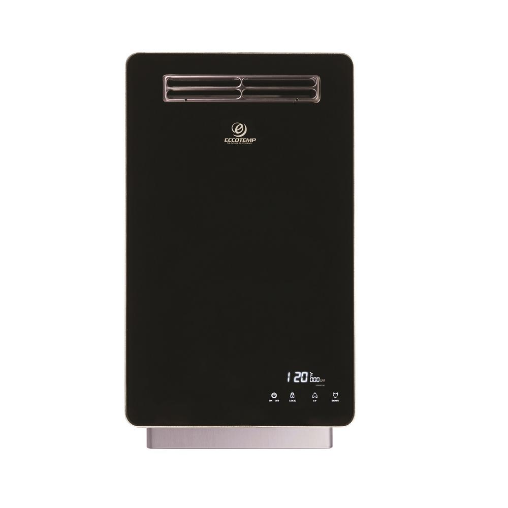 Eccotemp Eccotemp EL22-NG 6.8 GPM Whole Home/Residential 140,000 BTU 110V CSA Approved Natural Gas Outdoor Tankless Water Heater