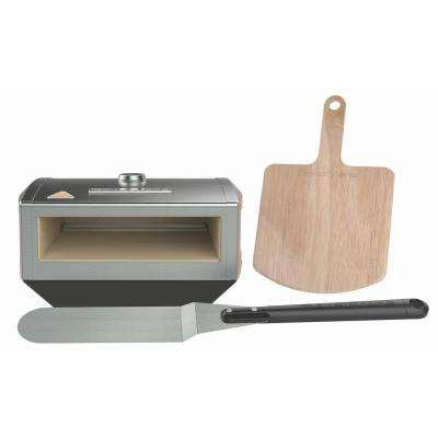 Gas Stove Top Pizza Oven Kit