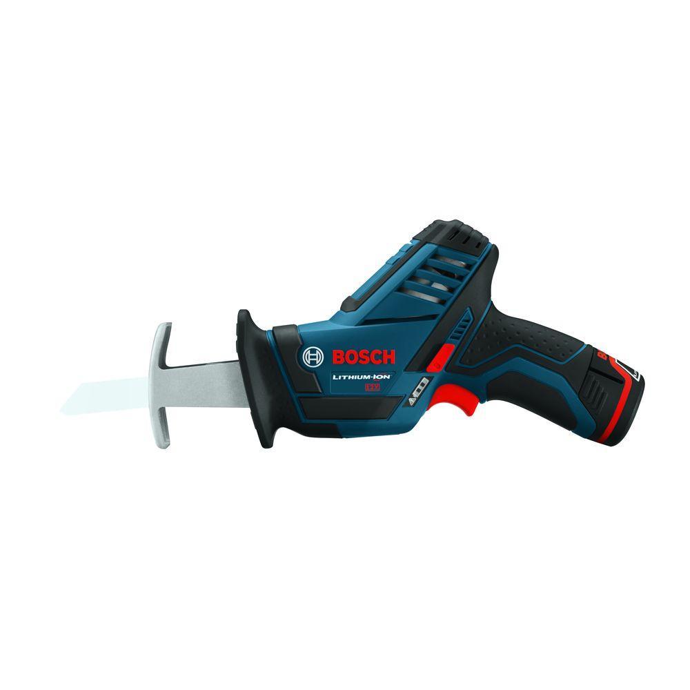 Bosch 12-Volt Max Lithium-Ion Pocket Reciprocating Saw