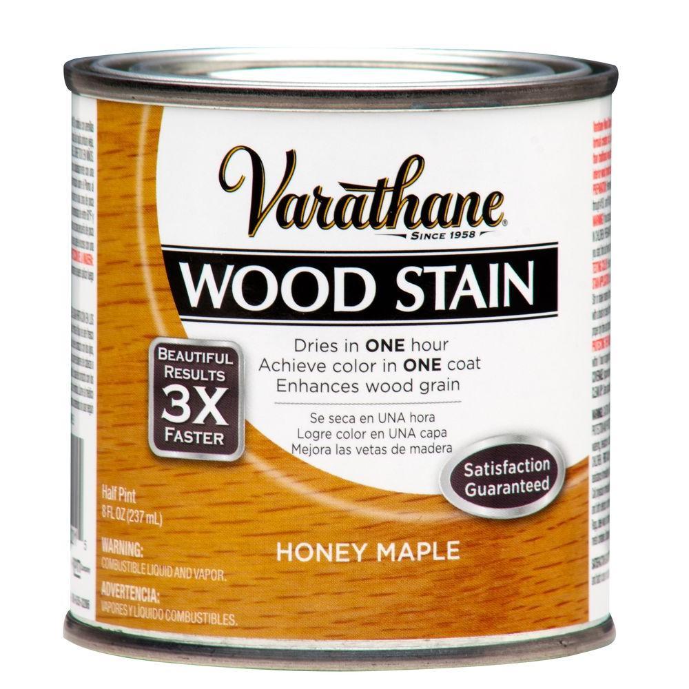 Honey Maple Interior Stain Interior Stain
