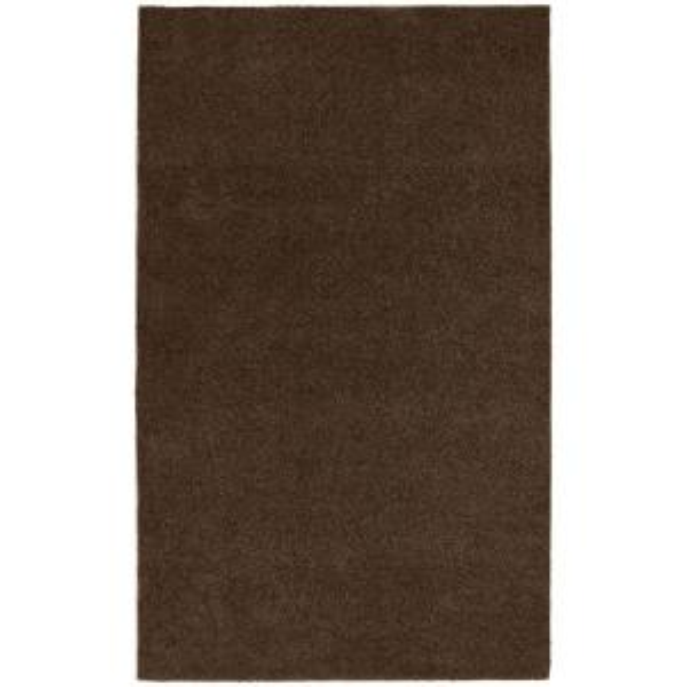 washable room size bathroom carpet chocolate 5 ft x 8 ft area rug