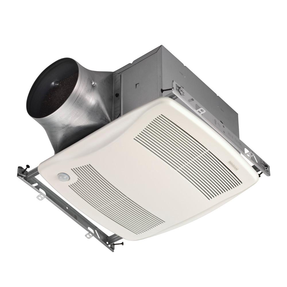 ULTRA GREEN ZB Series 110 CFM Multi-Speed Ceiling Bathroom Exhaust Fan