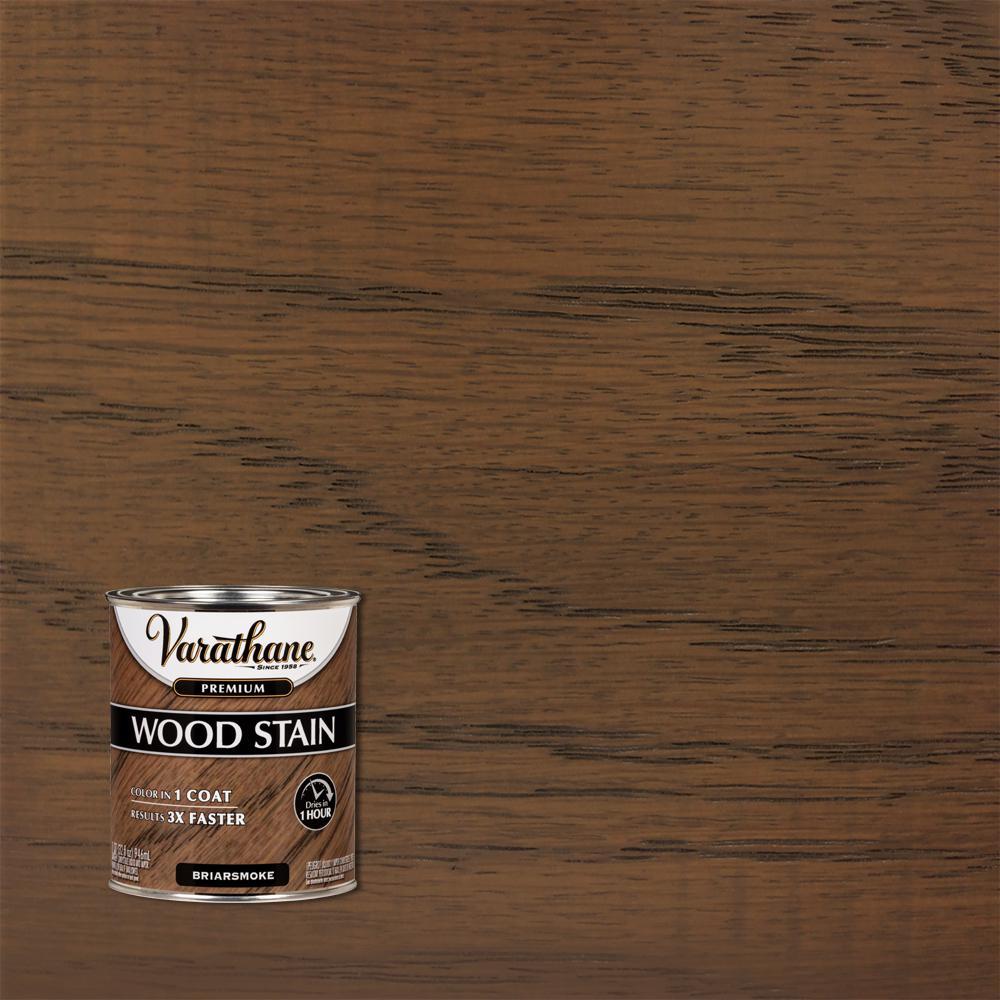 1 qt. Briarsmoke Premium Fast Dry Interior Wood Stain (2-Pack)