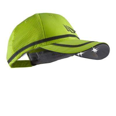 db91996c6a1 POWERCAP Safety Visibility LED Hat 25 10 Ultra-Bright Hands Free Lighted  Battery Powered
