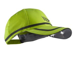 Panther Vision POWERCAP Safety Visibility LED Hat 25 10 Ultra-Bright Hands  Free Lighted Battery Powered Headlamp Hi-Vis Yellow-CUB4-4188 - The Home  Depot 386fabb110d
