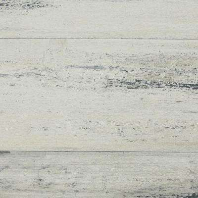 Strand Woven Peppercorn 3/8 in. T x 5-1/8 in. W x 72-1/2 in. L Eng Click Bamboo Flooring (25.75 sq. ft. / case)