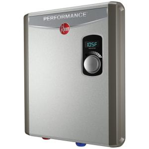Performance 18 kW Self-Modulating 3.51 GPM Tankless Electric Water Heater