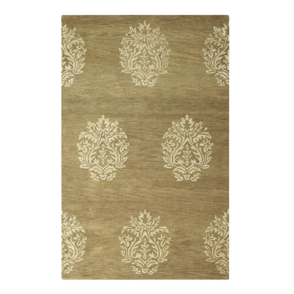 Home Decorators Collection Martine Beige/Cream 8 ft. x 11 ft. Area Rug