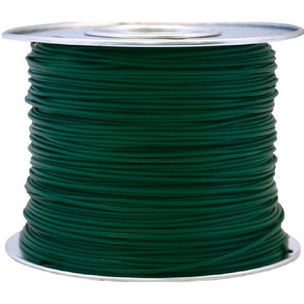 1000 ft. 12 Dark Green Stranded CU GPT Primary Auto Wire
