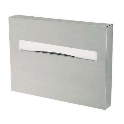 Seat Cover Dispenser in Silver