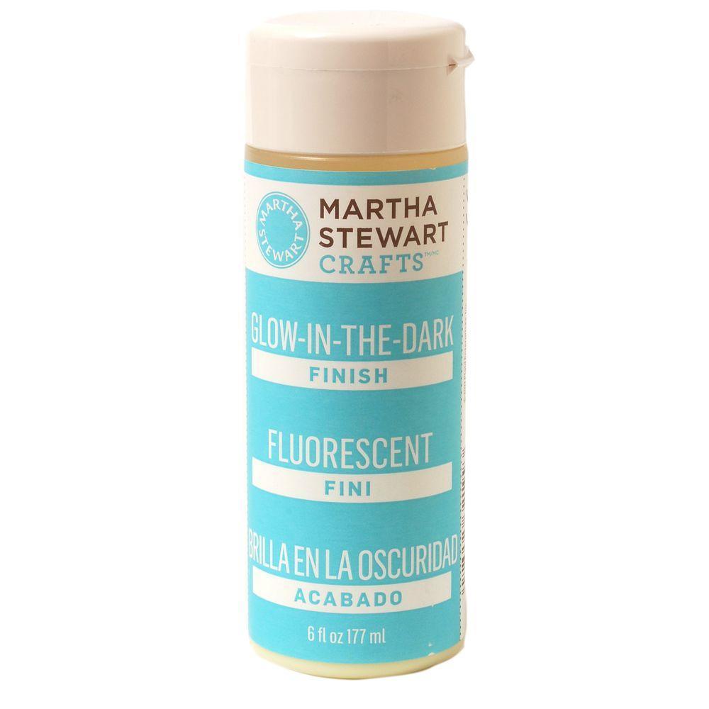 Martha Stewart Crafts 6-oz. Glow-in-the-Dark Craft Paint