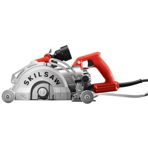 Skilsaw 15 Amp Corded 7 inch Medusaw Aluminum Worm Drive Circular Saw for Concrete by SKILSAW