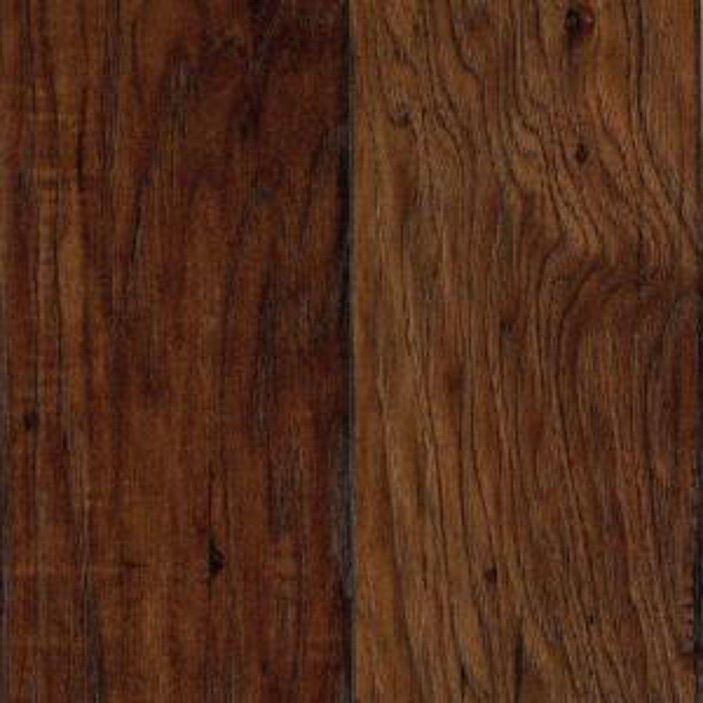 Espresso Pecan Laminate Flooring - 5 in. x 7 in. Take