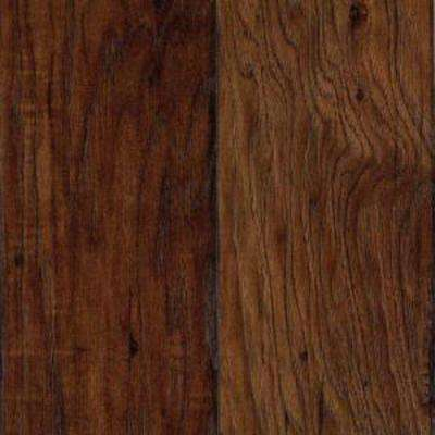Espresso Pecan Laminate Flooring - 5 in. x 7 in. Take Home Sample