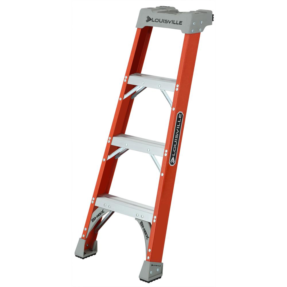 Werner 28 Ft. Aluminum Extension Ladder With 250 Lb. Load