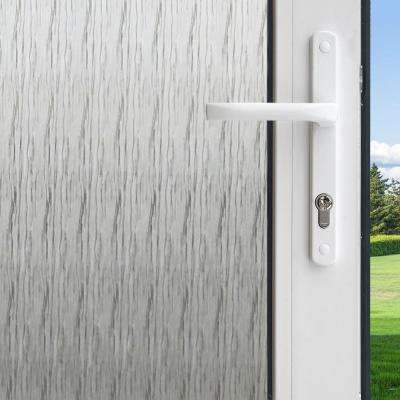 36 in. W x 78 in. H Privacy Control Waterfall Window Film