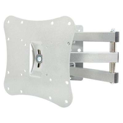 17 in. - 37 in. 81 lbs. 75/100/200 mm LCD LED TV Wall Mount with Tilt/Swivel
