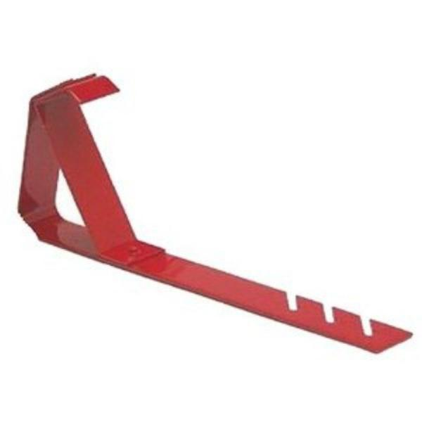 6 in. x 60 Degree HD Fixed Roof Bracket - Fits 2 ft. x 6 in. Plank