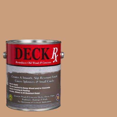 Deck Rx 1 gal. Suede Wood and Concrete Exterior Resurfacer
