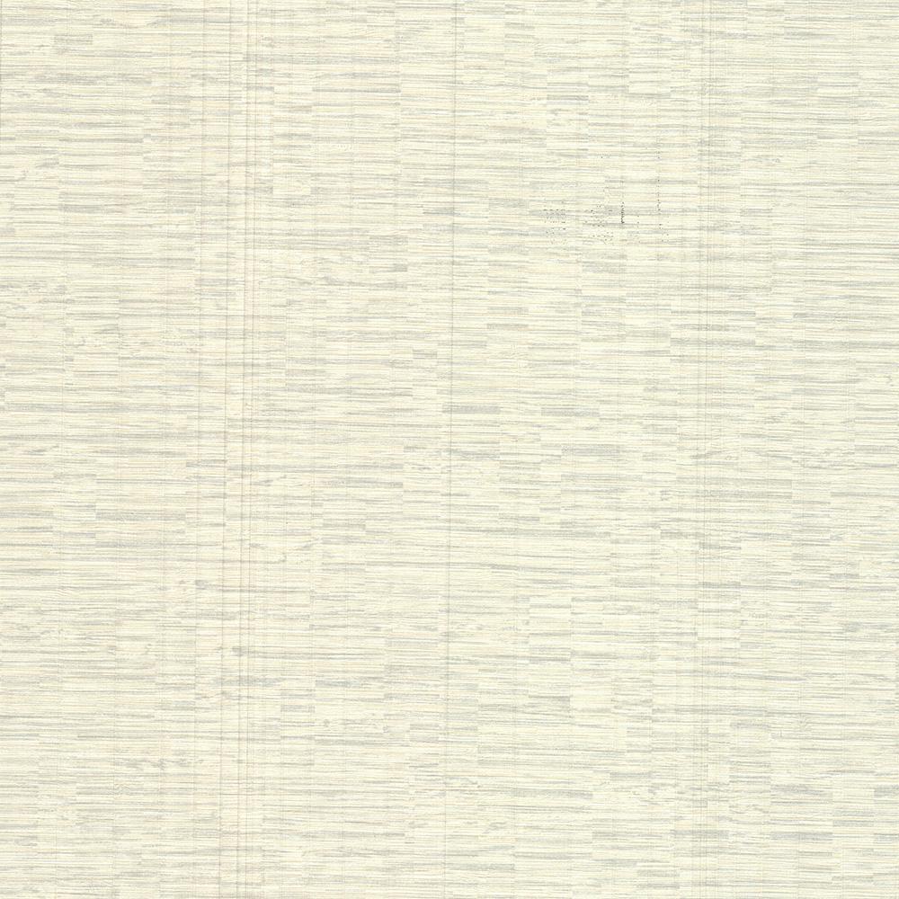 60.8 sq. ft. Pembrooke Off-White Stripe