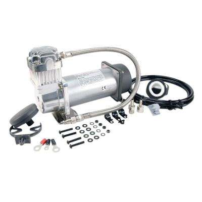 400H 12-Volt Electric 150 psi Air Compressor